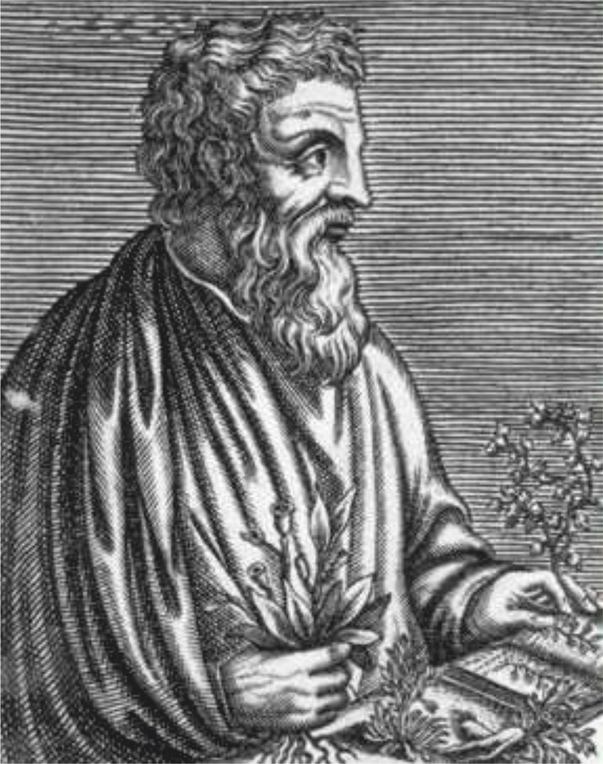 Dioscorides Pedanius