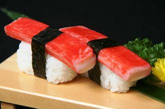 Surimi Sushi Yapımı